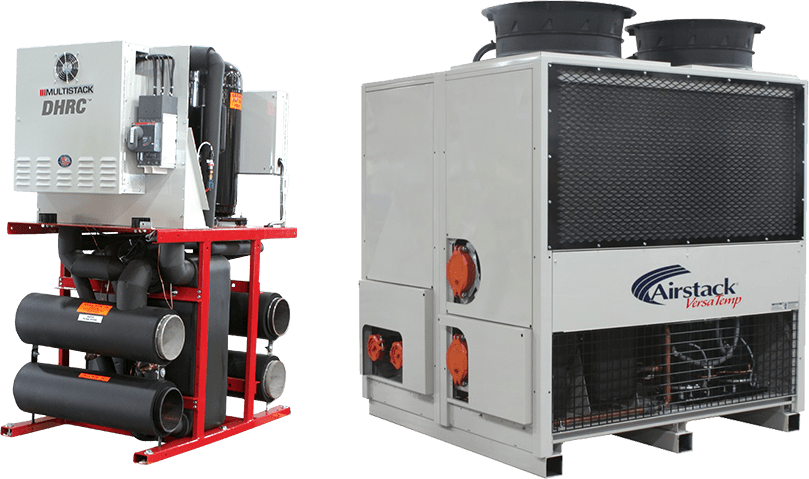 Eco Friendly Modular Chillers Multistack